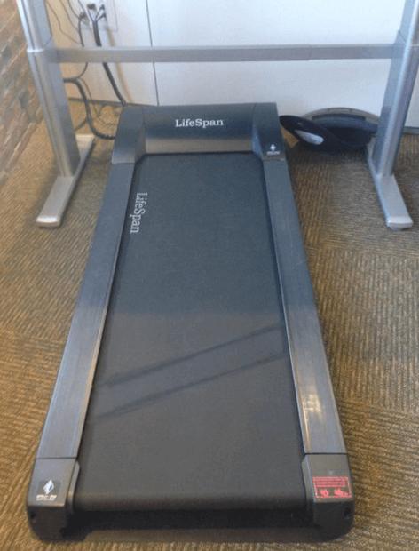 best under bed treadmill