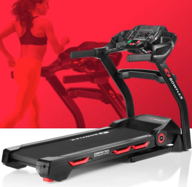 #1 rated treadmill for bad knees