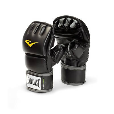 everlast mma hybrid gloves for heavy bag