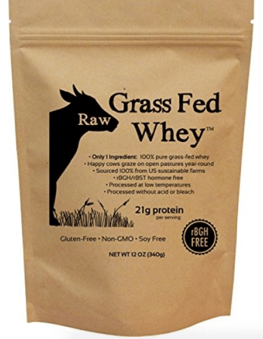 grass fed whey protein powder for smoothies