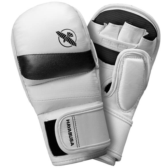 hayabusa hybrid t3 mma gloves for heavy bag