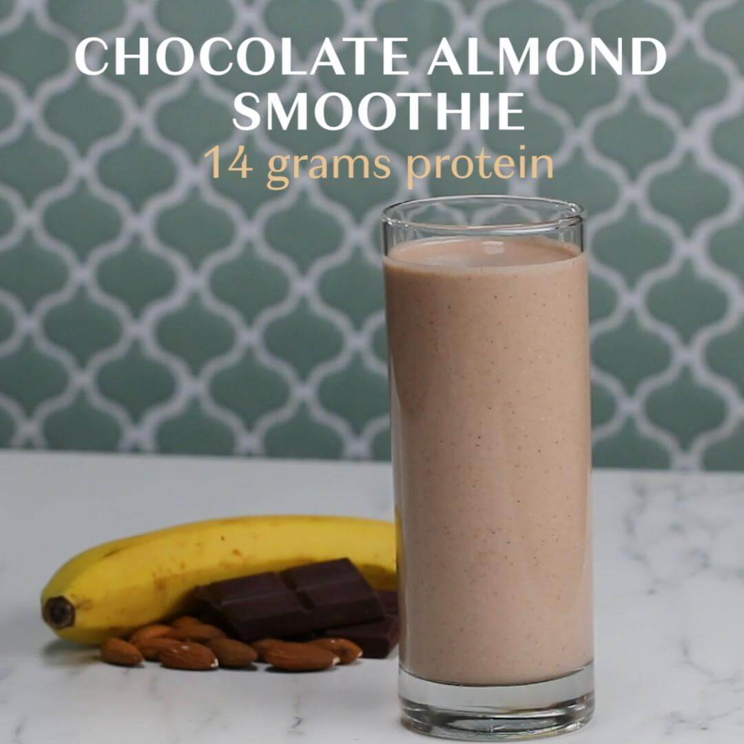 high protein powder smoothie recipe