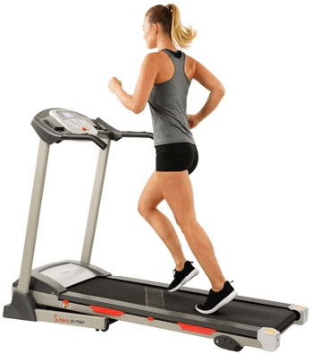most affordable low profile treadmill
