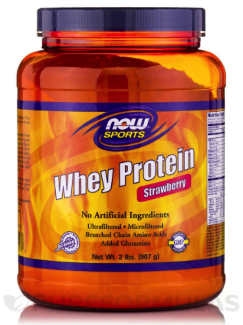 now sports whey low sodium protein review