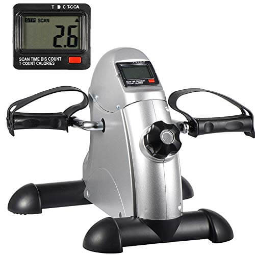 portable arm exercise bike
