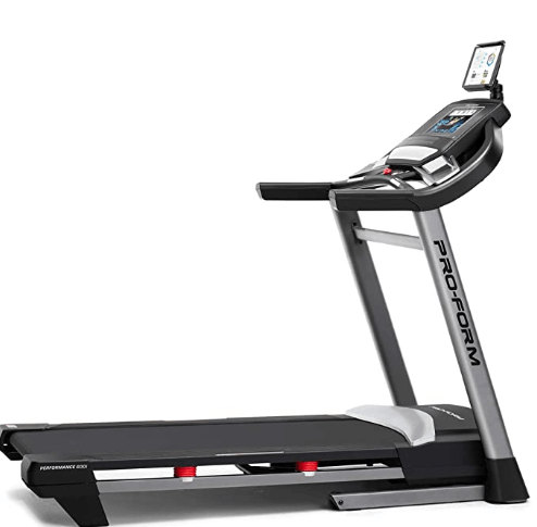 proform 905 treadmill for bad knees