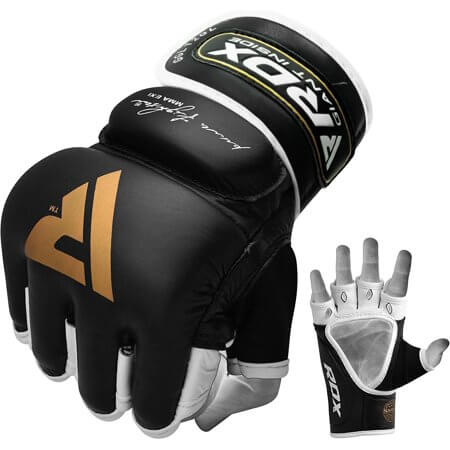 rdx mma heavy bag gloves
