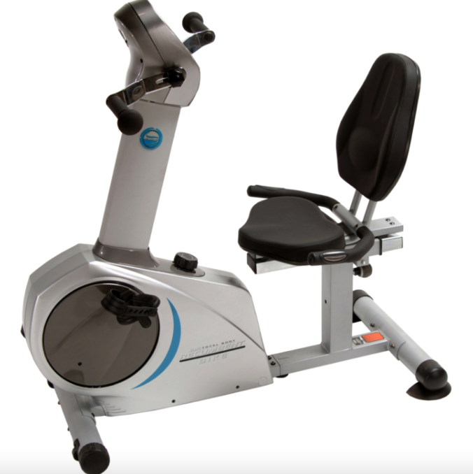 recumbent bike for tall person