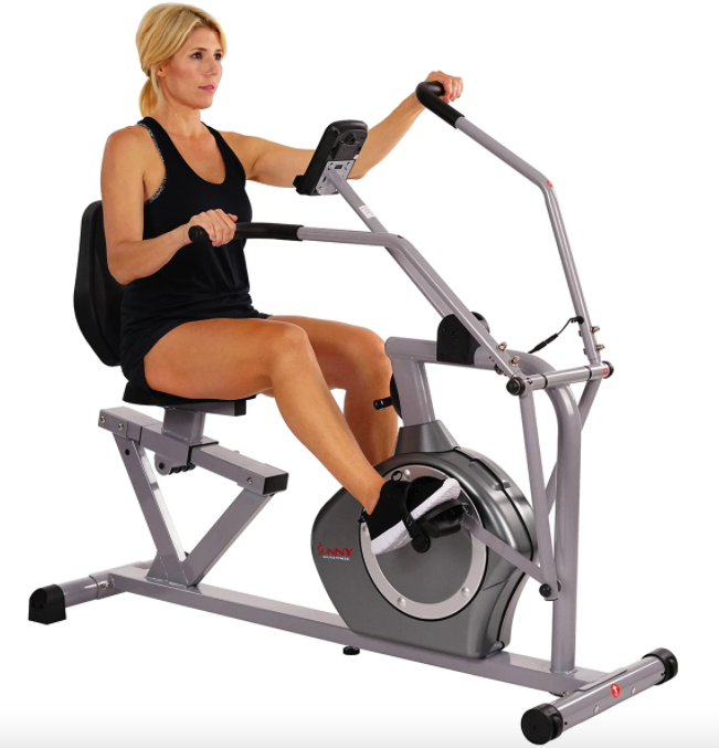 recumbent exercise bike for tall people