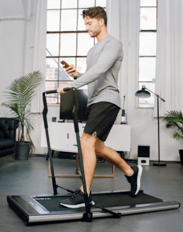 slimmest under bed treadmill