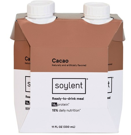 soylent low sodium meal replacement