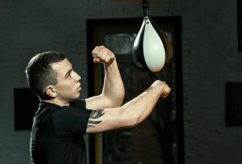 speed type of punching bag