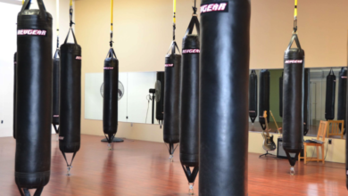 Photo of Types of Punching Bags & What Each Type Is Best Used For