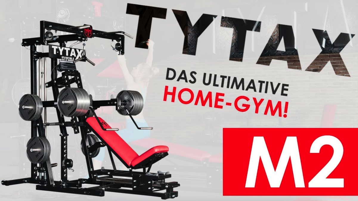 tytax m2 home gym review