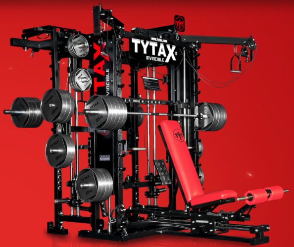 tytax t1-x home gym machine