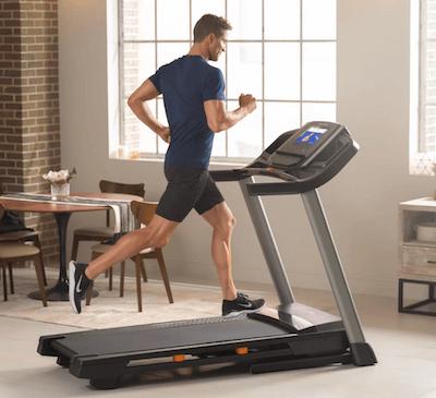 under bed fold away treadmill