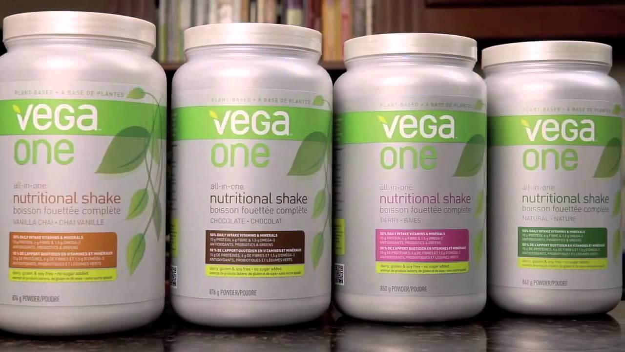 vega ones flavors compared to orgain