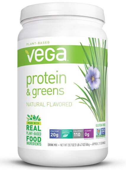 vega protein and greens powder for smoothies