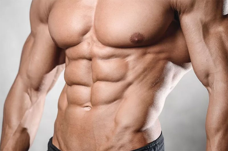 Benefits of cable crunches - washboard abs
