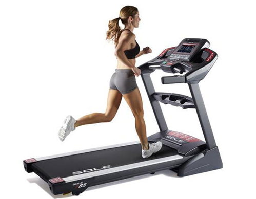 Best Home Folding Professional Treadmill – Sole F85