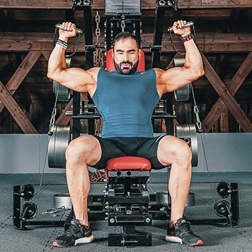 BodyBuilding Buyers Guide to Buying the Best Home Gym - Exercises