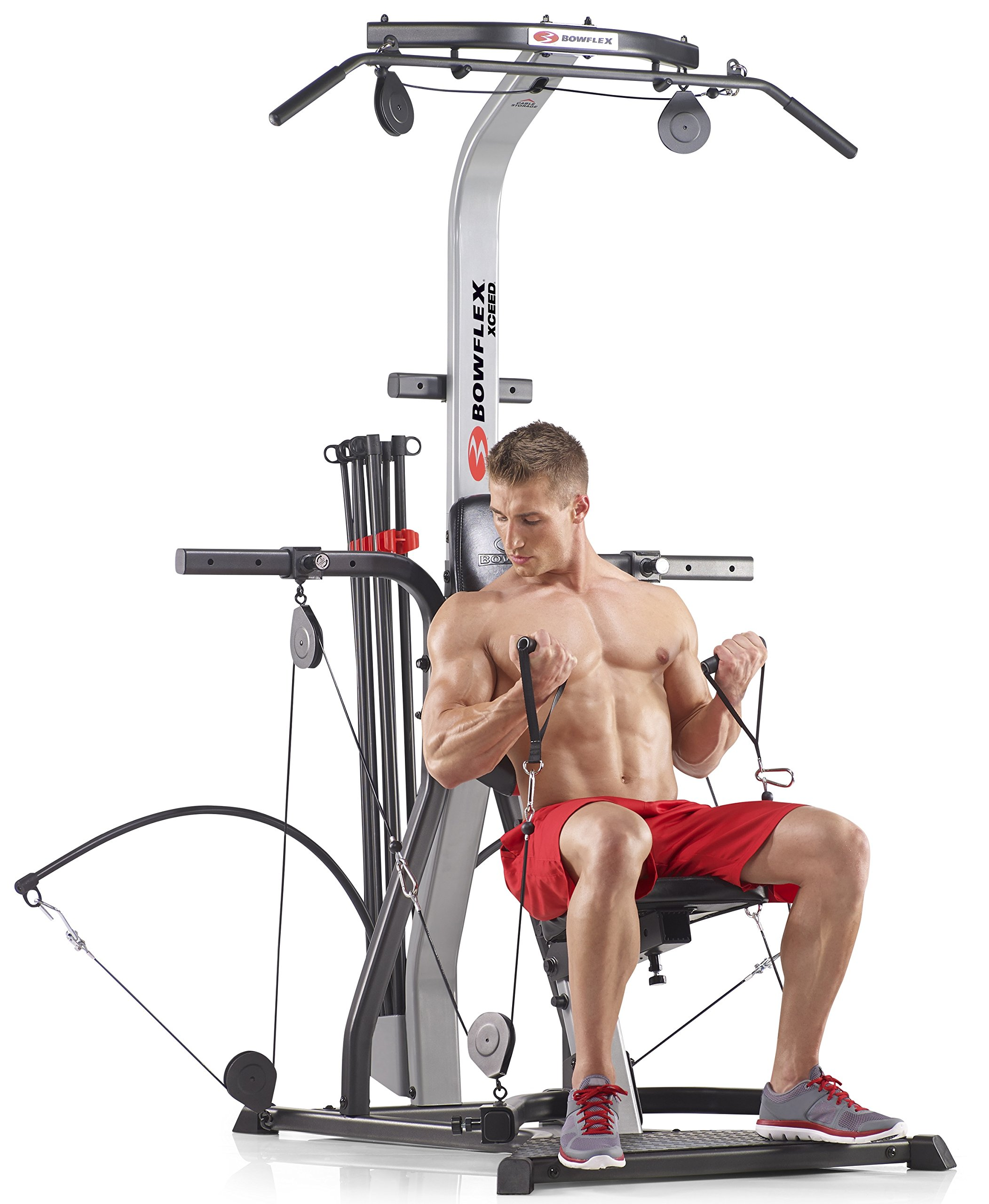 Bowflex Home Gym Series - Best All in 1 Home Gyms Without Free Weights