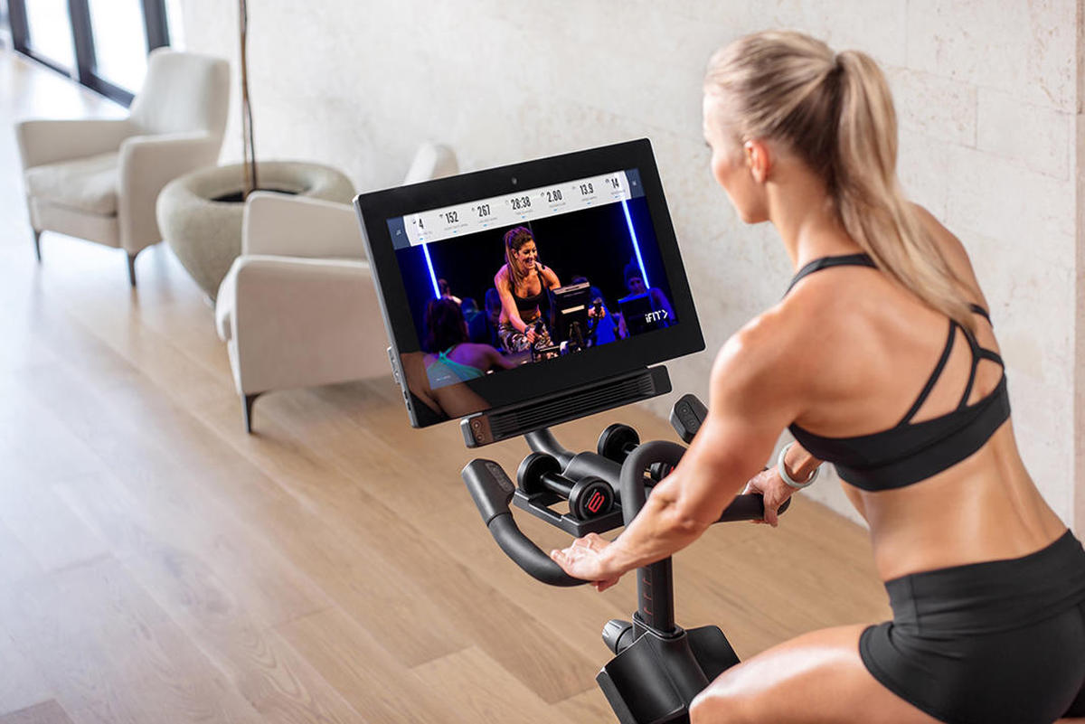 Display Tracking and Programs - choosing an Exercise Bike for Knee Rehab