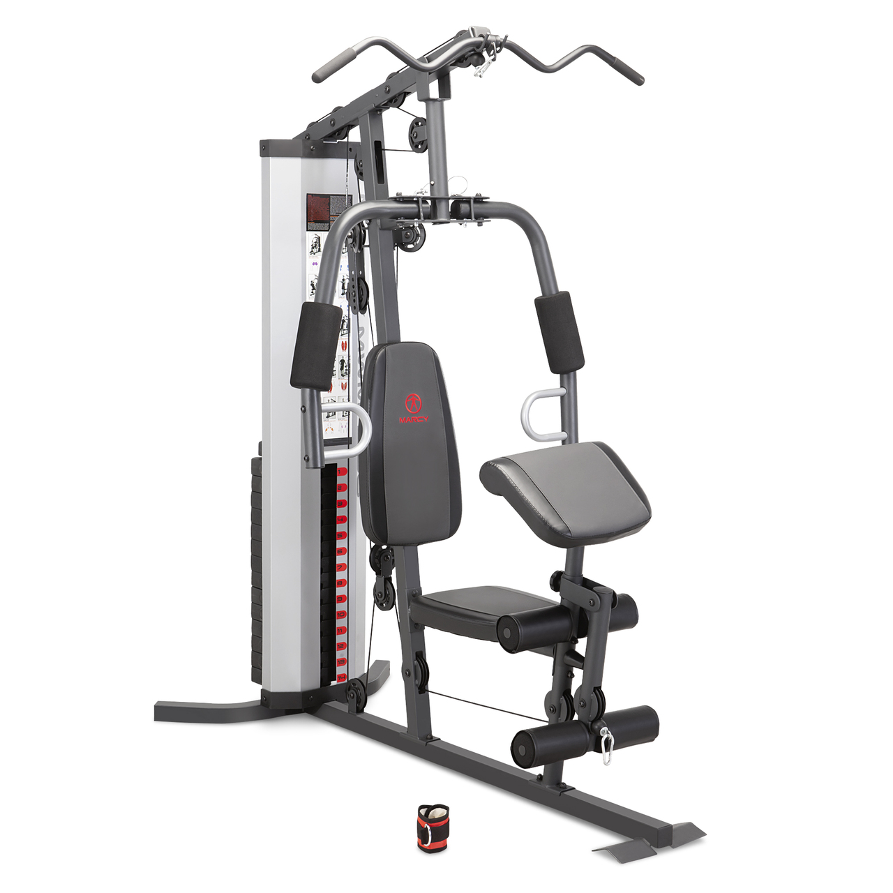 Home Gym - Marcy Steel 150lb MVM-988