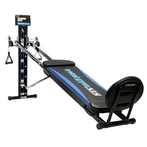 most compact apartment Home Gym - No Weights - Total Gym XLS