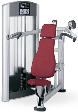 Lifefitness Signature Series Shoulder Press