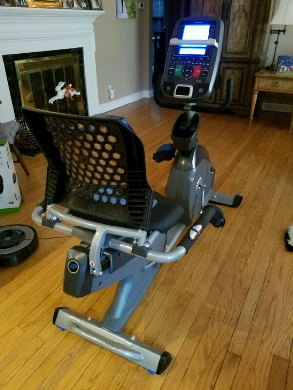 Nautilus R618 - Best Exercise Bikes for Knee Replacement Rehab