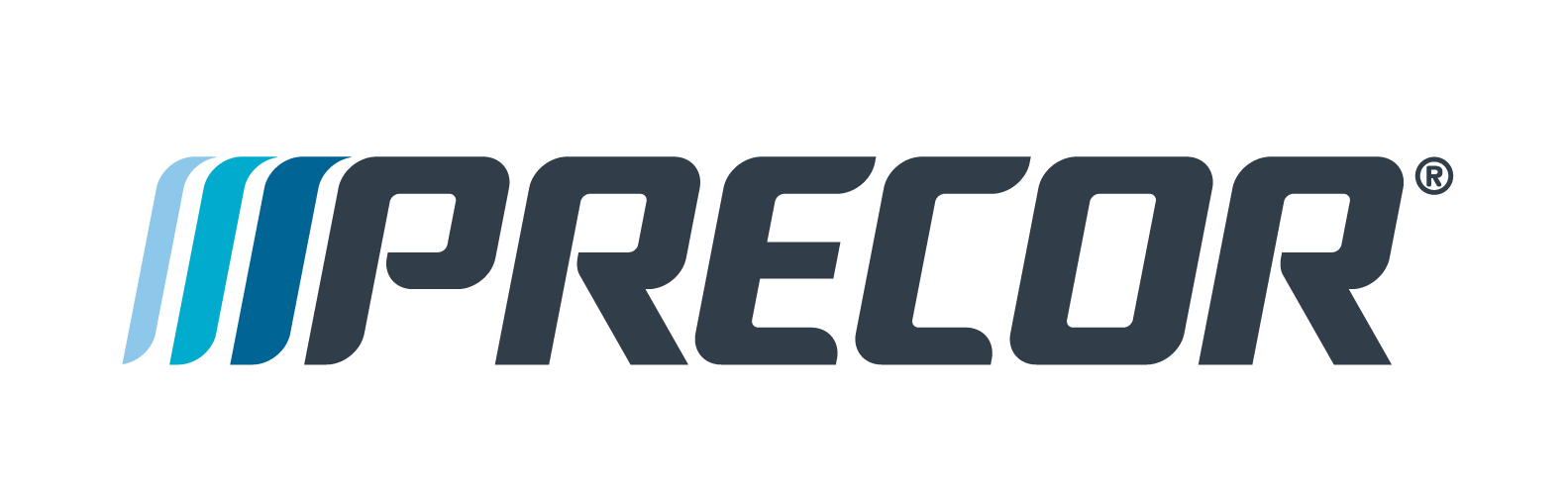 Precor - a popular shoulder press machine brand