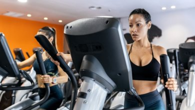 Stationary Bike vs Elliptical featured image