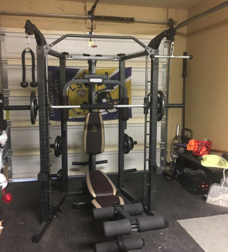 best budget bodybuilding home gym