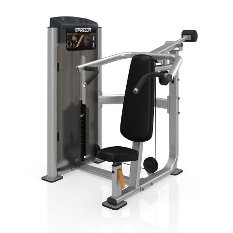 best commercial shoulder press machine the precor machine