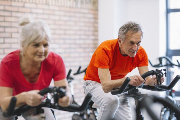 elliptical vs stationary bike- Which is Best For What - seniors