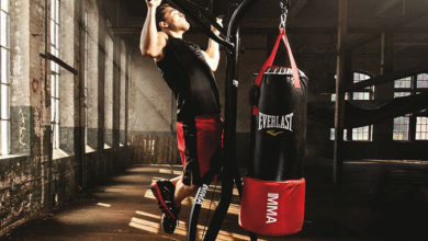 Photo of Best Punching Bag Stands with Pull Up Bar