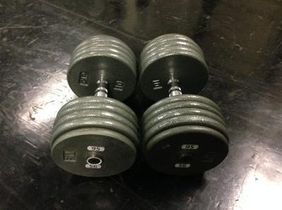 Alternative - CAP Standard Dumbbells - The Best Home Gym Setup For Weight Lifters