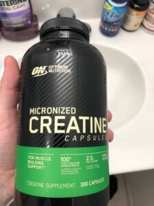 the creatine that i use