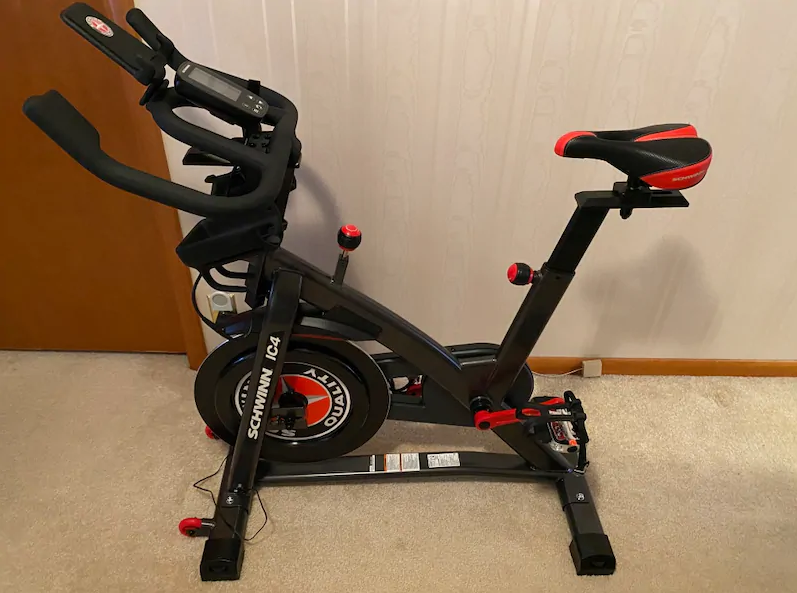 Schwinn IC4 Indoor Cycling Bike - Best Peloton Bike Alternatives