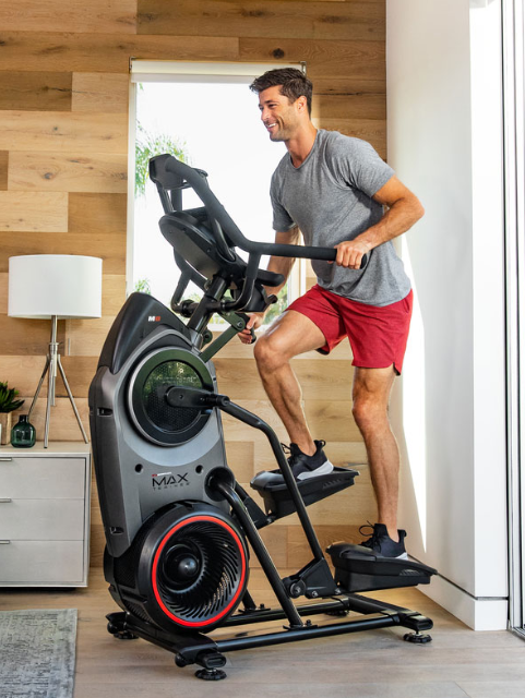 The Bowflex Max Trainer M8 - Best For Cross-Training - best quiet ellipticals for apartments