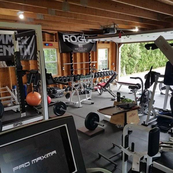 best bodybuilding home gym setup