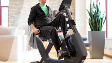 best exercise bike for knee replacement rehab