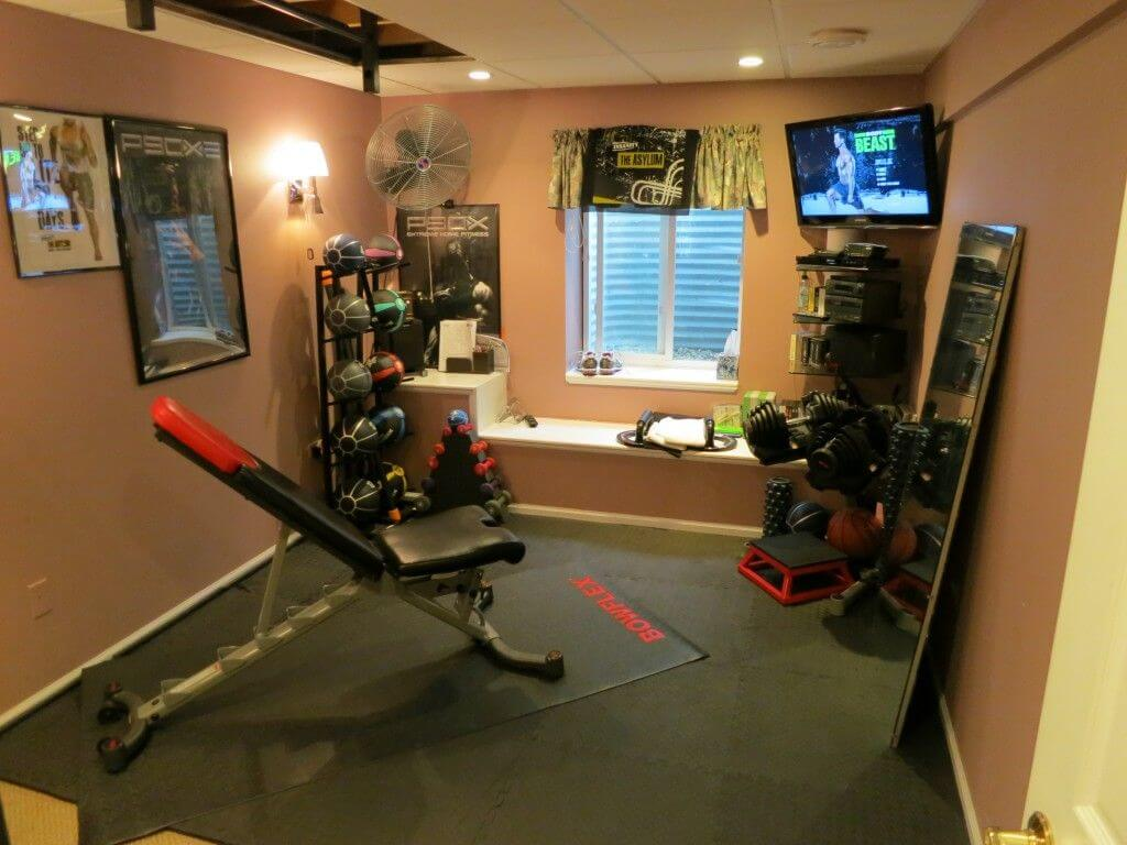 best home gym equipment for small space