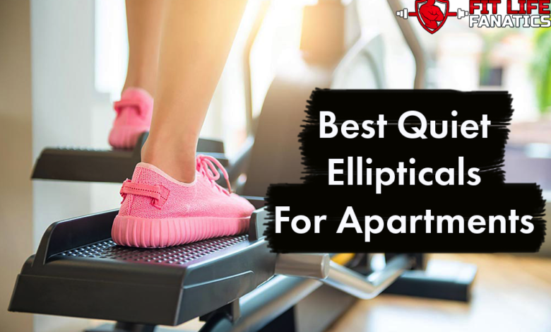 best quiet elliptical for apartment