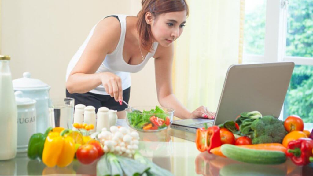 cooking at home to lose weight