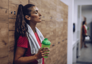 myth that creatine can make women fat