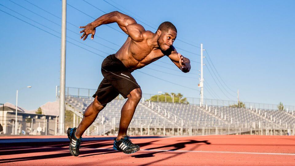 high intensity interval training to build stamina