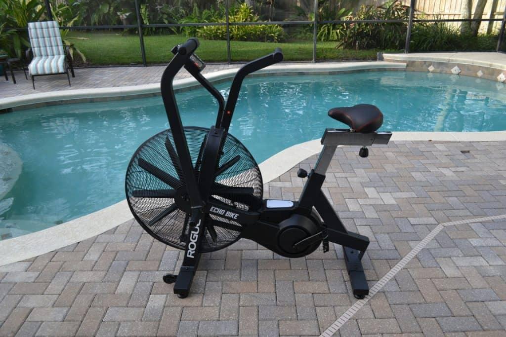 my revew of that rogue echo air bike