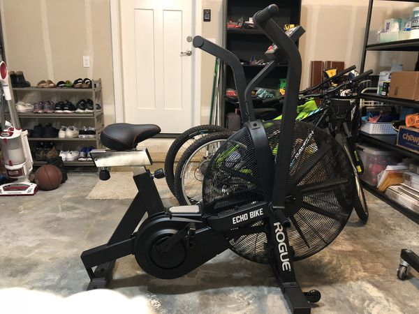 our review of the rogue echo bike